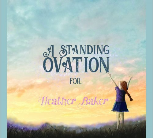 DRAFT cover for Standing ovation